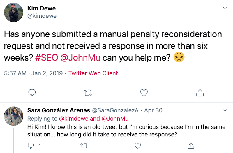 Andres SEO Expert Blog | SEMrush Blog: Removing the Penalty and Recovery From It Takes Time