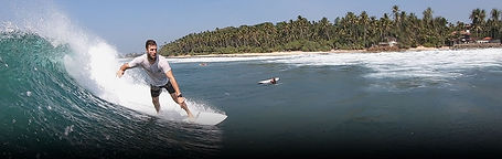 Nuquí Surf Camp | Beginners | Newtours Colombia