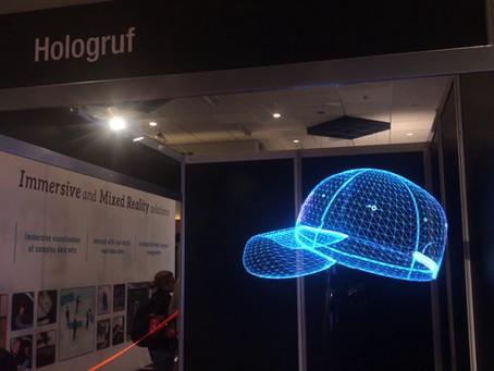 Llegó el Futuro con la Era de los Hologramas