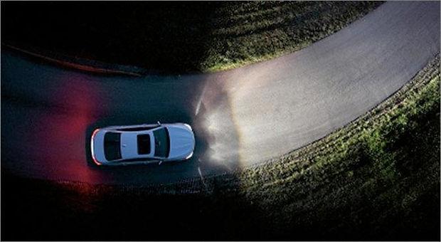 car headlight coverage
