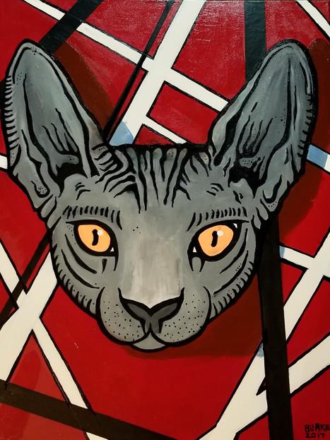 Van Halen Kitty