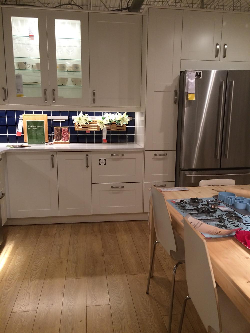 Ikea Kitchen Visit