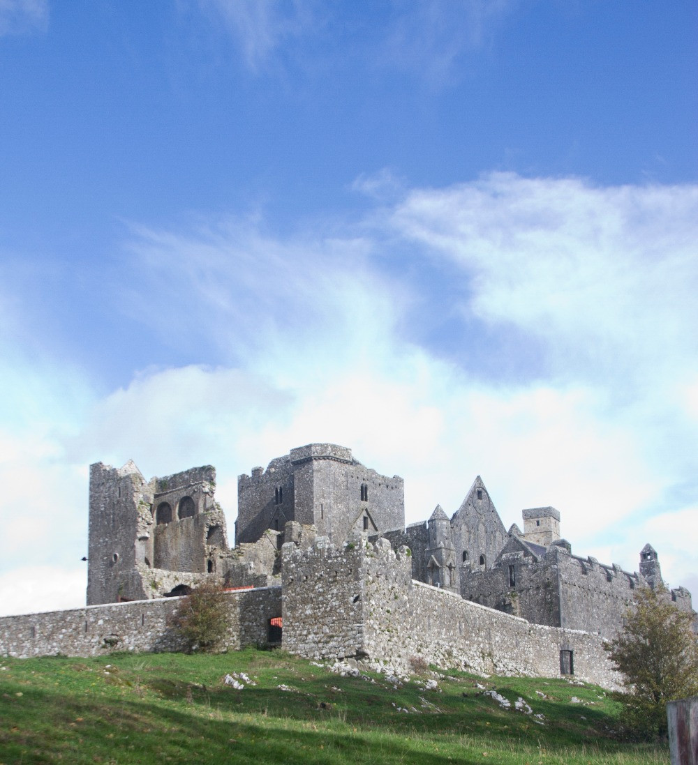 Rock Of Cashel - Tipperary County