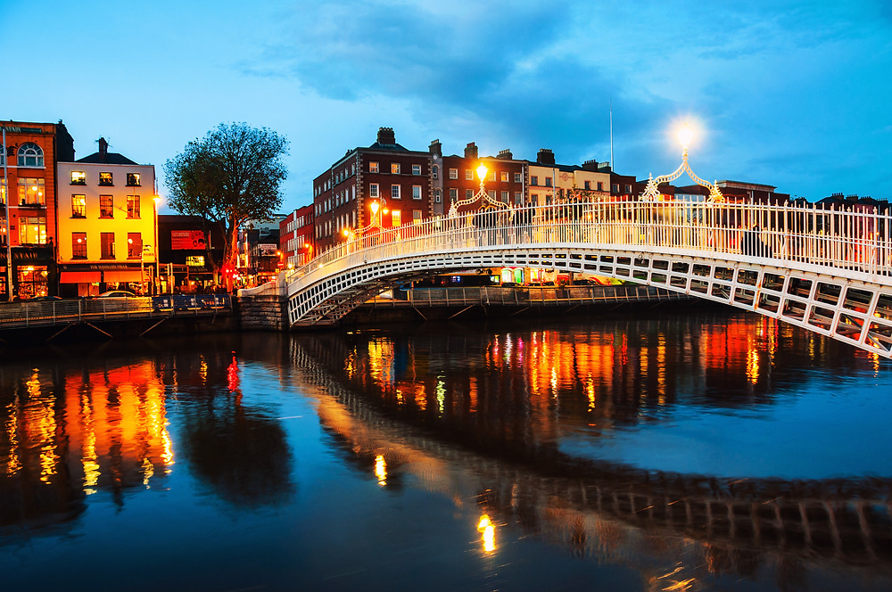 Planning our first trip overseas: Ireland
