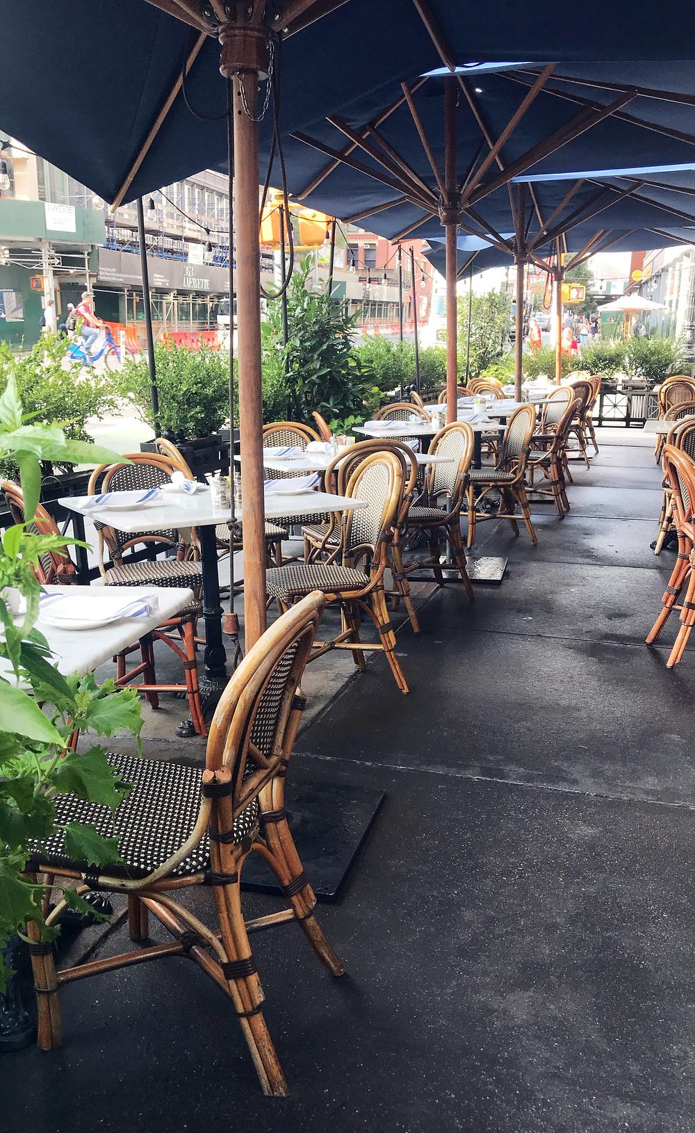Lafayette Grand Cafe NYC