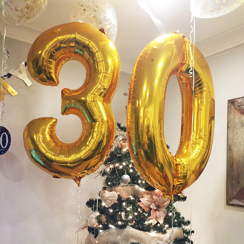 thirtieth birthday party