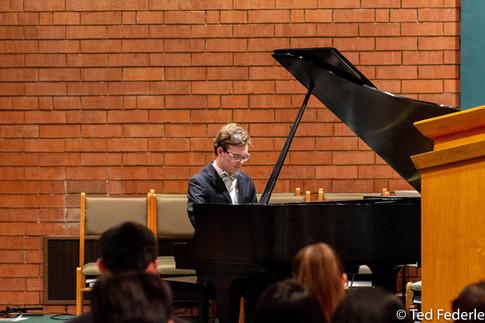 2019 Moxley Competition Winners' Recital