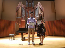 Moxley Piano Scholarship Competition
