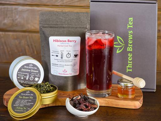 June 2019 Three Brews Tea Box