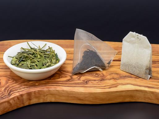 Loose Leaf Tea vs. Tea Bags