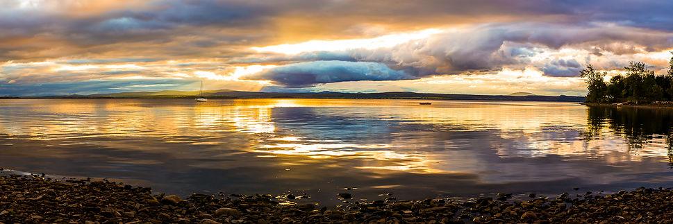 Champlain Sunrise