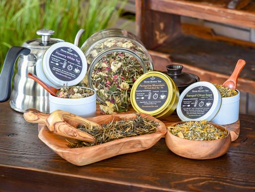 April 2019 Three Brews Tea Box