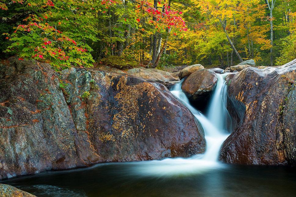Upper Smalls Falls