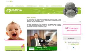 Nadiya Centro de fertilidad