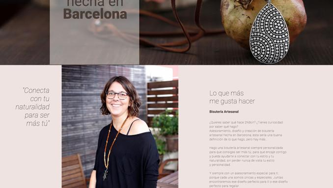 2N Bisutería artesanal Barcelona