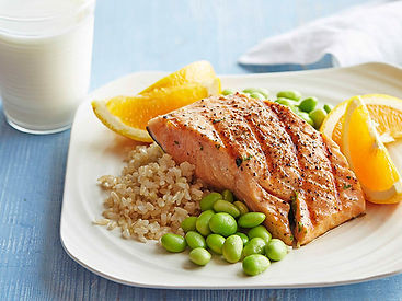 FNK_honey-soy-grilled-salmon-with-edamam