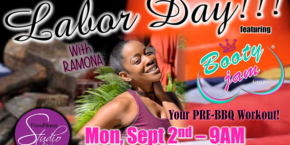 Labor Day Holiday Class