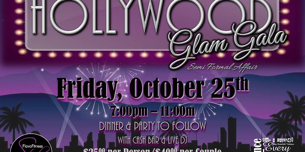 Hollywood Glam DVA Gala