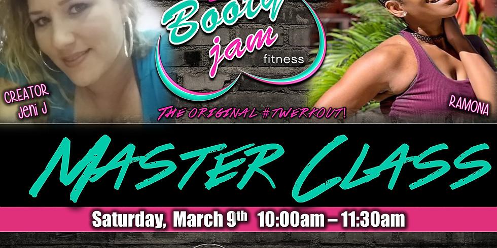 Booty Jam Fitness® Master Class