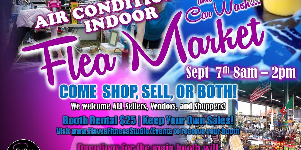Flea Market & Car Wash