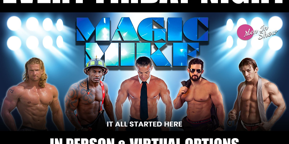 Florida Thunder Magic Mike Show 3/12
