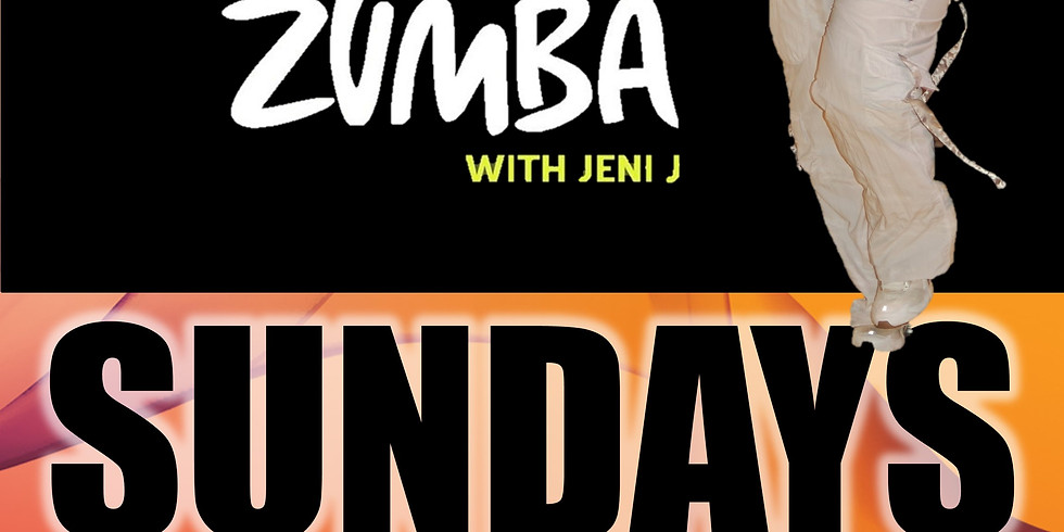 15 Years of Zumba w/ Jeni J 6/20