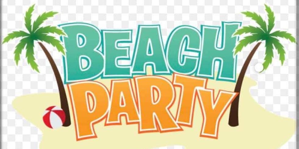 Zumba Fitness Indoor Beach Party
