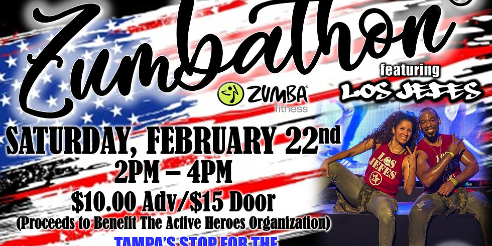 Active Heroes Zumbathon® 2020