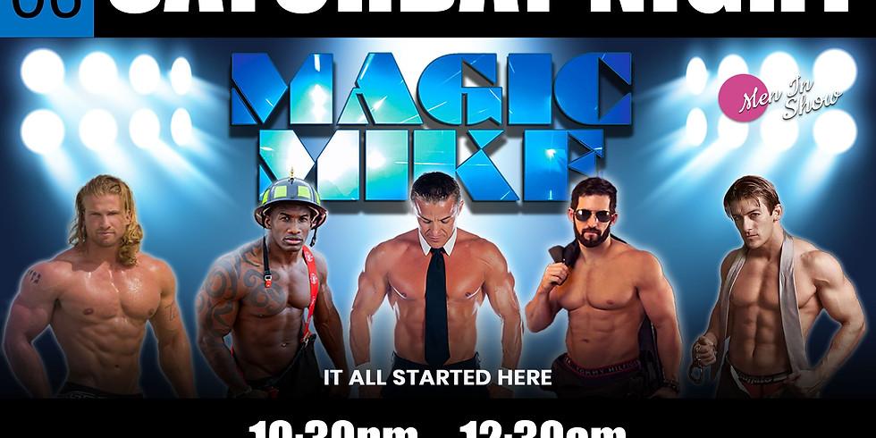 Florida Thunder Magic Mike Show