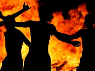 Ritual de las hadas, Noche de San Juan
