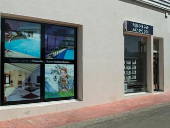 Asesores Inmobiliarios Inaugura nueva oficina en La Alcayna