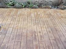 Pavinuel pavimentos hormigon moldes impreso Jerez