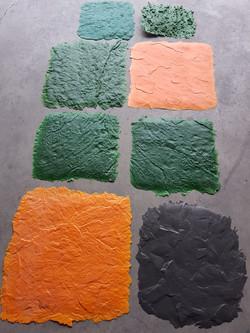 manopla de textura