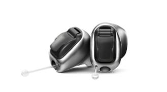custum titanium hearing aid phonak virto titanium