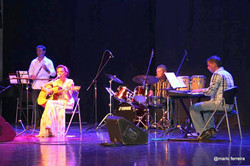 Isabella Bretz em concerto