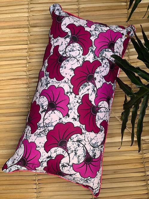 Almofada Hibisco Pink