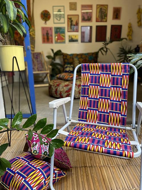 Refil Cadeira Kente