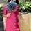 Thumbnail: Vestido Bicolor Botões
