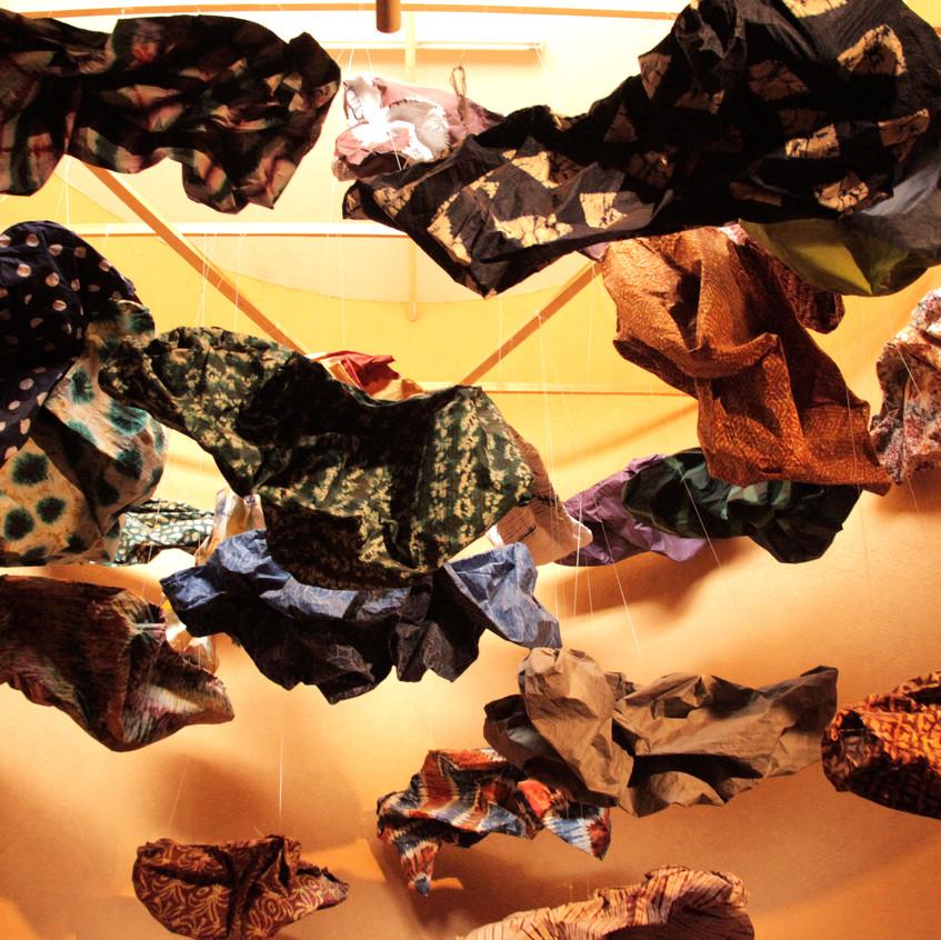 Textiles du Mali