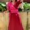 Thumbnail: Blusa Transpassada Bicolor