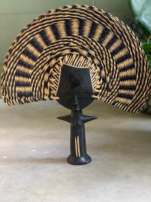 Leque Ashanti Akuaba