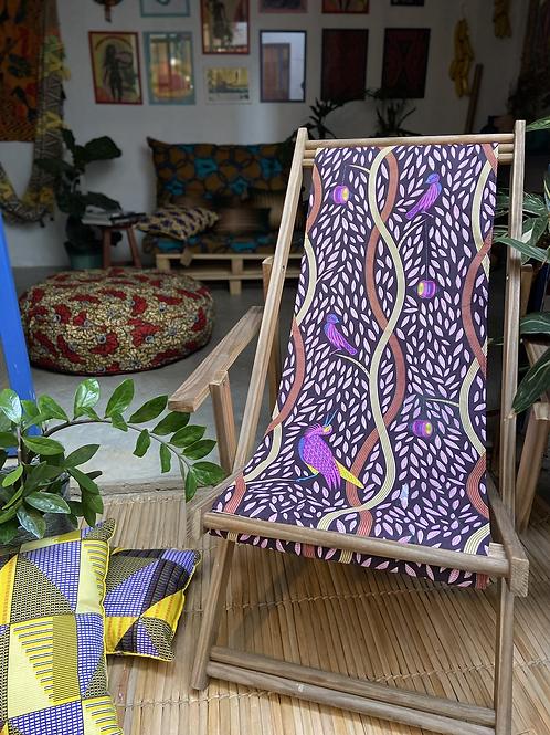 Cadeira Espreguiçadeira Ioiô