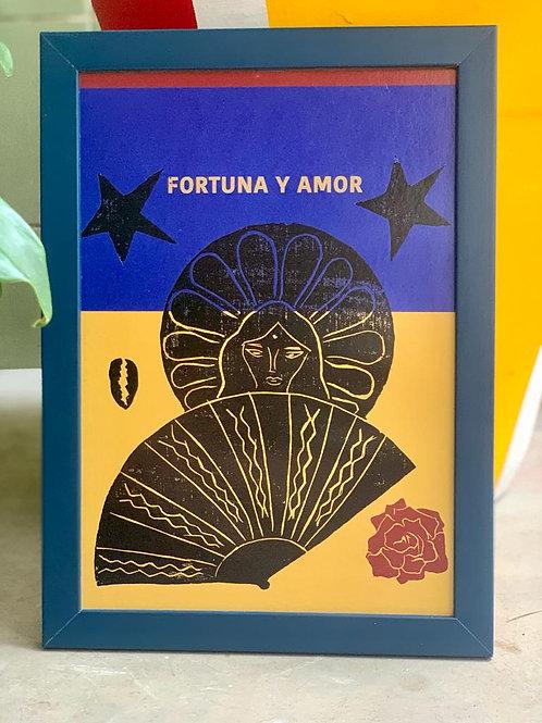 Print Fortuna y Amor