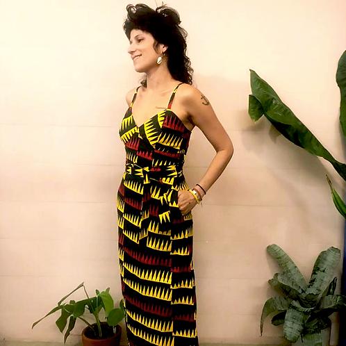 Vestido Cuba Afro