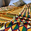 Thumbnail: Capa de Edredom Kente Barrado