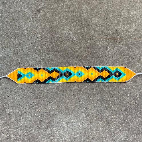 Pulseira Xingu Amarela