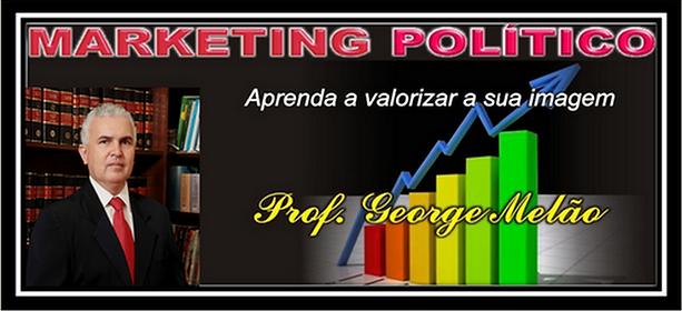 CURSO DE MARKETING POLÍTICO - PREPARAÇÃO DE CANDIDATOS E ASSESSORES POLÍTICOS