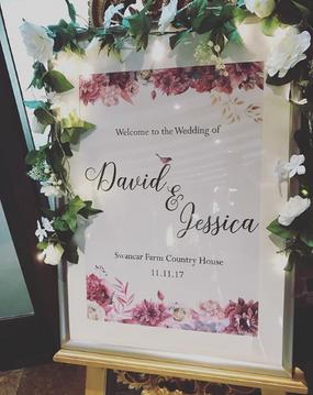Jessica + David