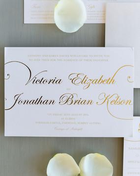 Jonathan + Victoria