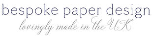 bespoke paper design